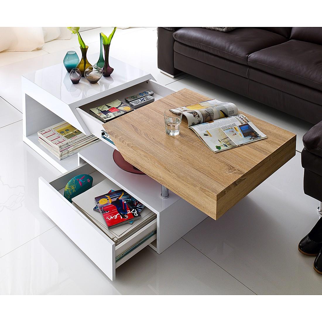 Couchtisch zum ausziehen bestseller shop f r m bel und for Couch tisch