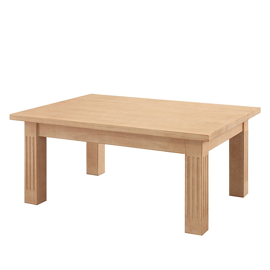 Table basse Breddin I - Pin massif, Ridgevalley