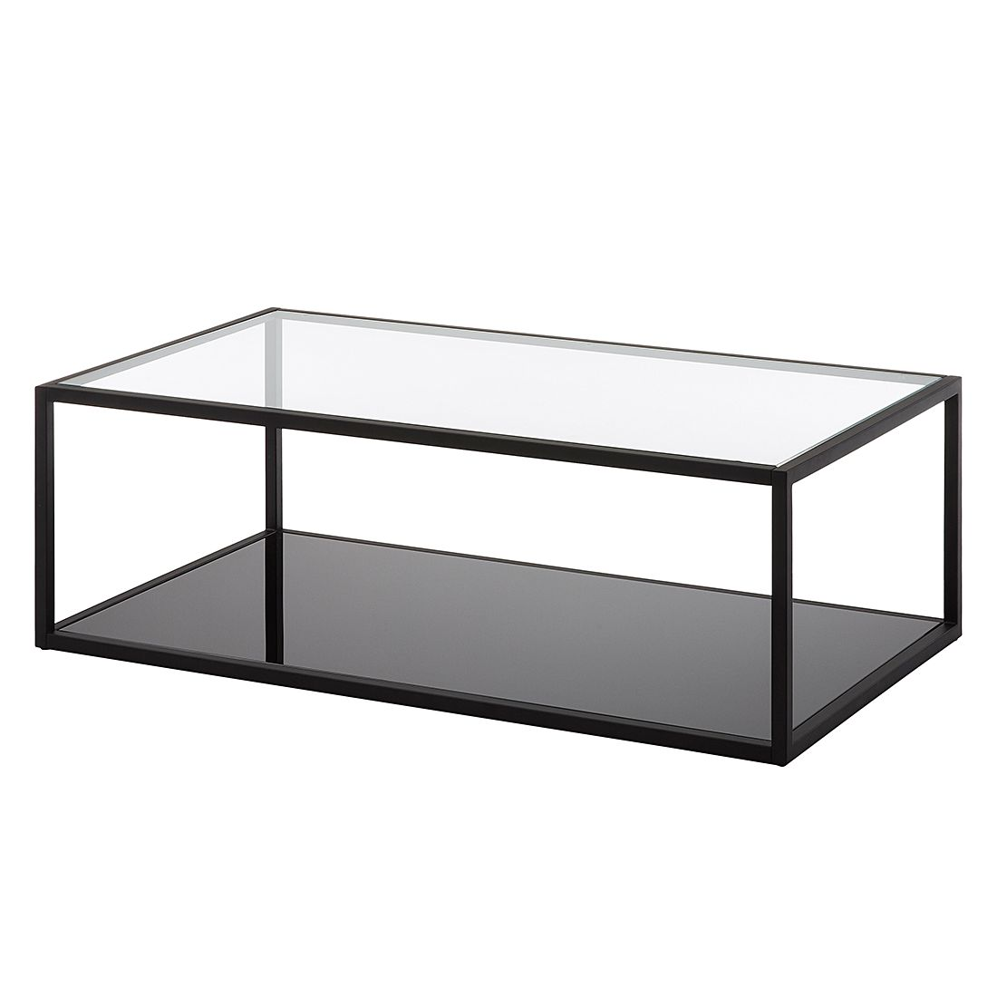 Table basse Brora II - Noir, Fredriks