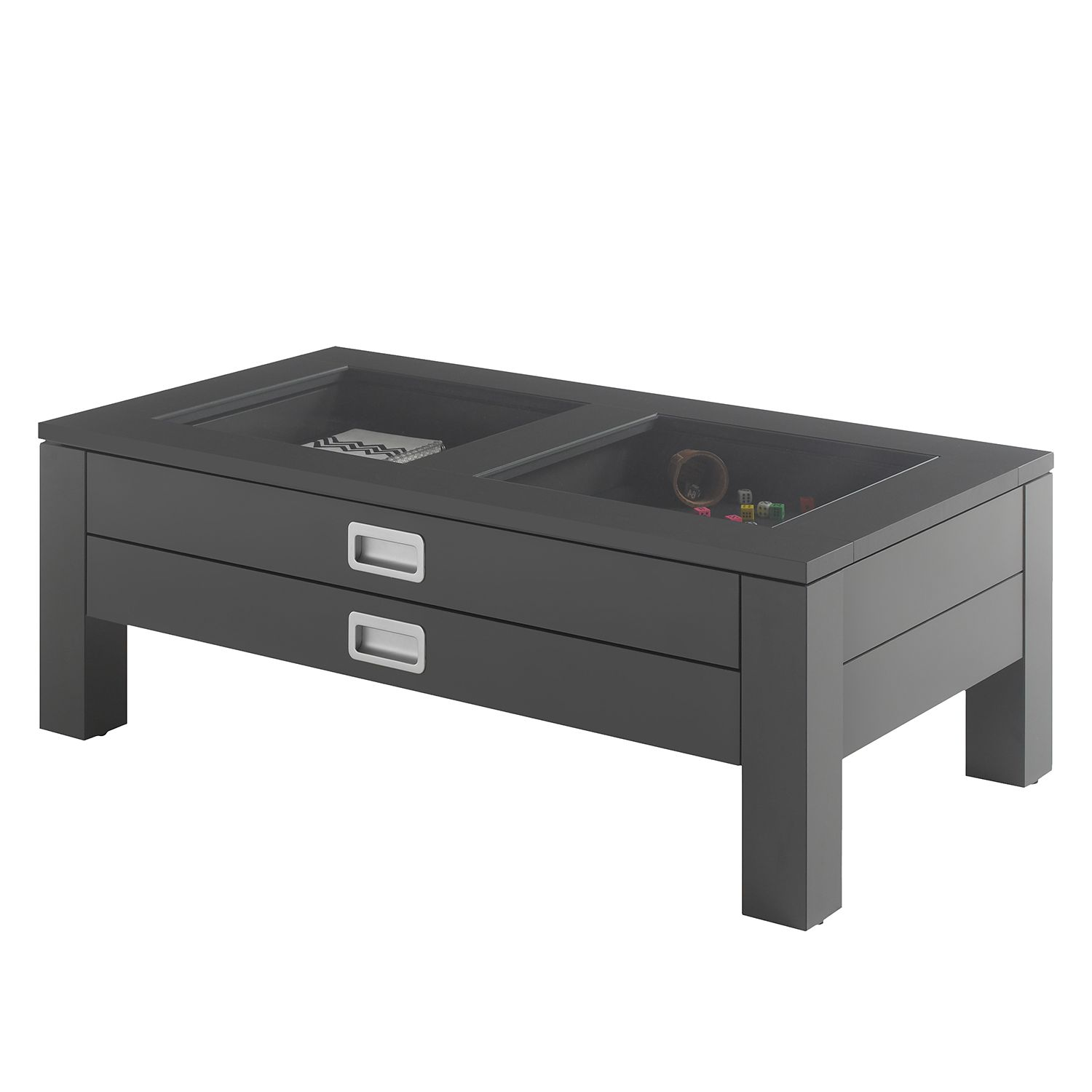 Table basse Canora - Anthracite, mooved