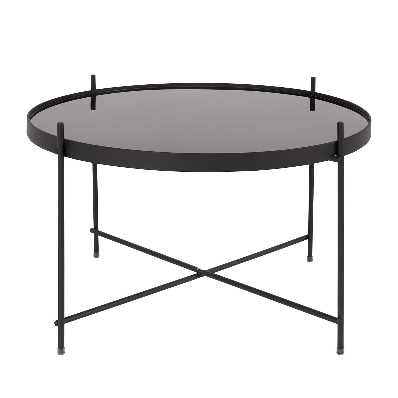 Tavolino Cupid - Ferro - Ø 62,5 cm, Zuiver