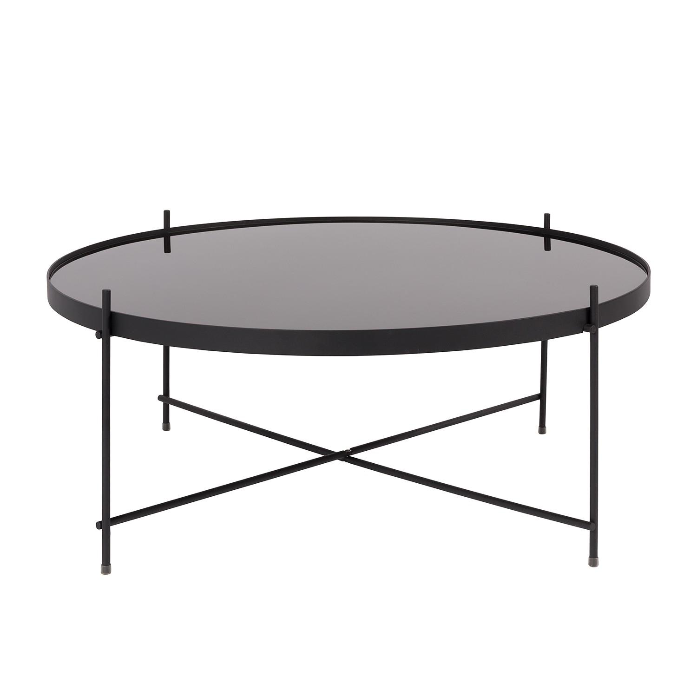 Tavolino Cupid - Ferro - Ø 82,5 cm, Zuiver