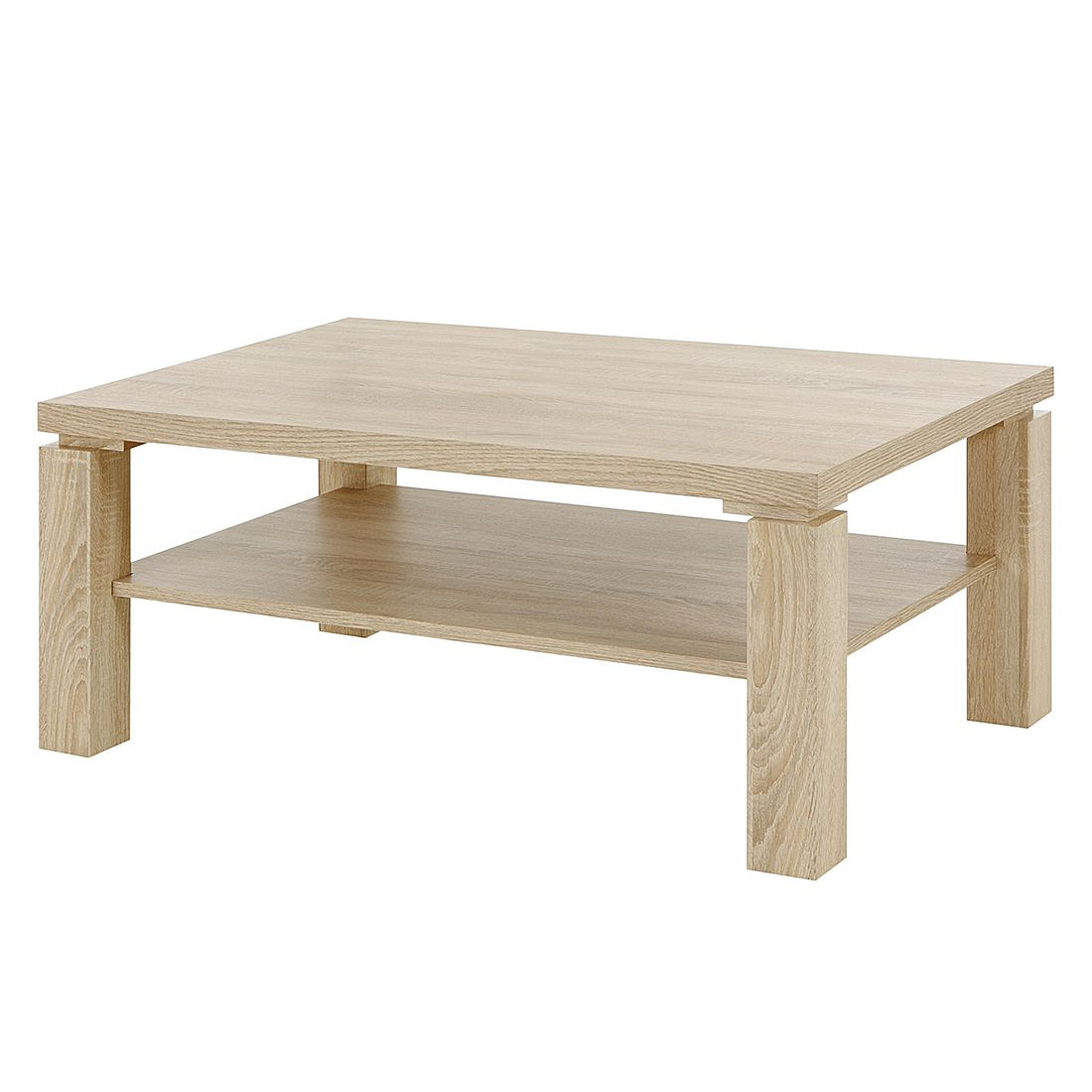 Table basse Ethan - Imitation chêne de Sonoma, Home Design