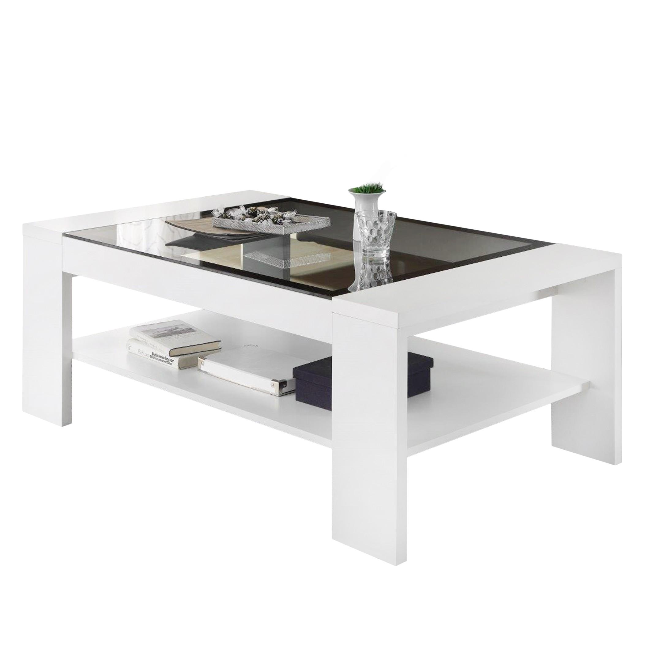 couchtisch hochglanz weiss preisvergleich die besten angebote online kaufen. Black Bedroom Furniture Sets. Home Design Ideas