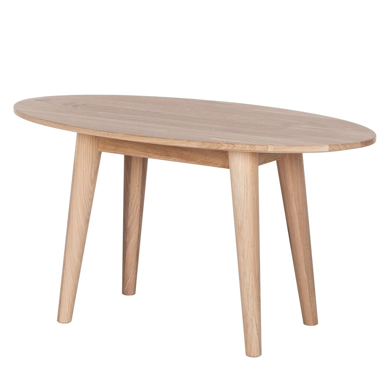 Table basse FynWOOD V - Chêne massif - Chêne blanc huilé, Ars Natura