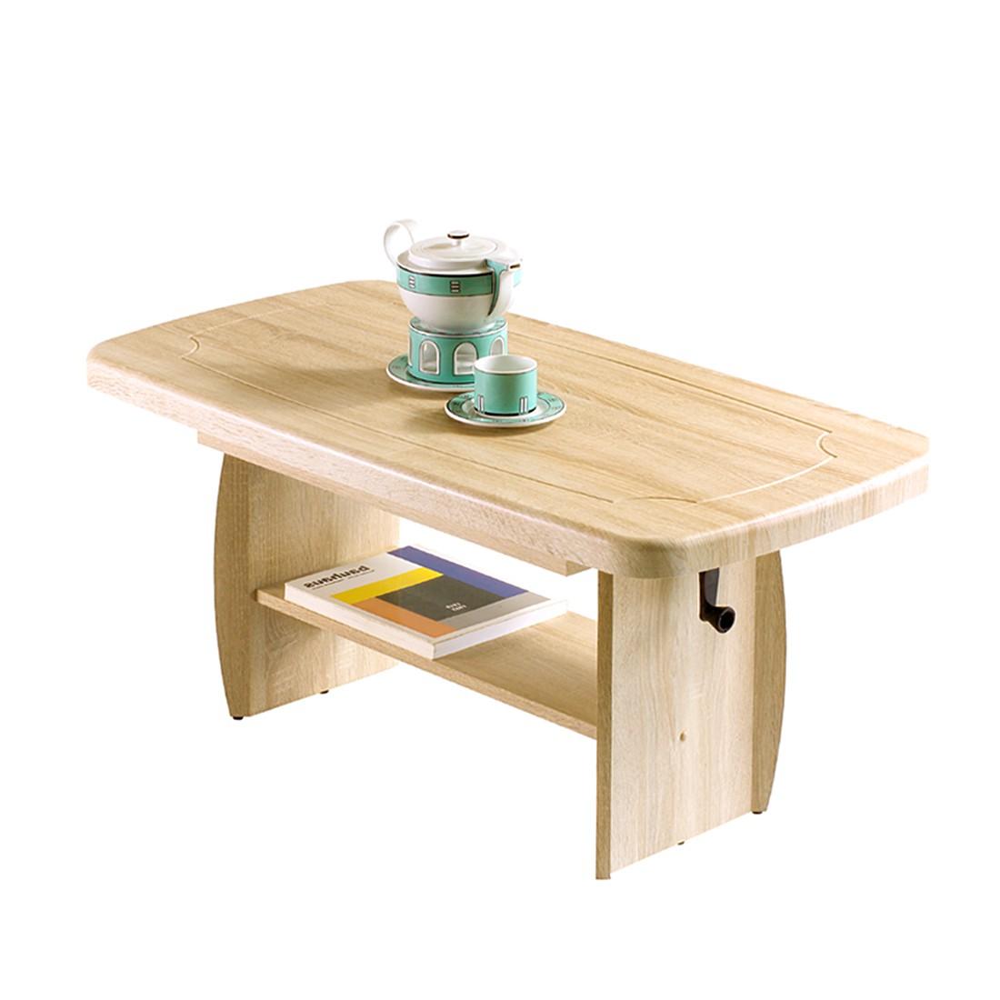 Tavolino da salotto Hammet - Effetto quercia di Sonoma, Königstein
