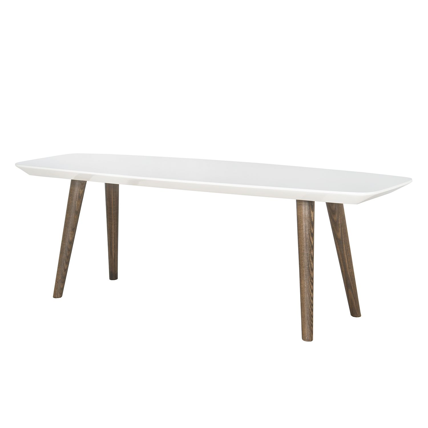 Table basse Josiah I - Fer - Blanc / Marron, Safavieh