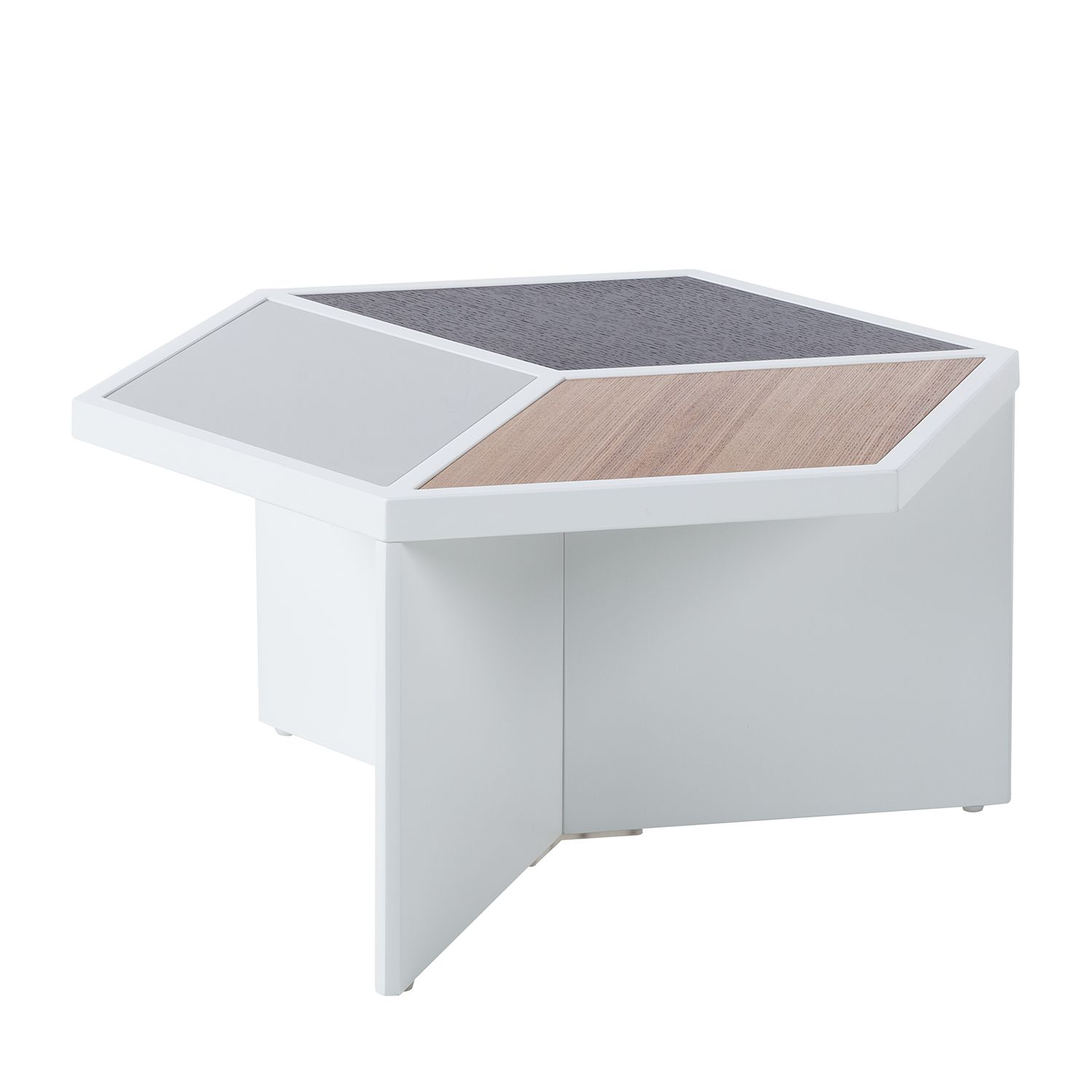 Table basse Maina - Multicolore, Fredriks