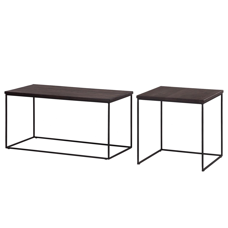 couchtisch metall preisvergleich die besten angebote. Black Bedroom Furniture Sets. Home Design Ideas