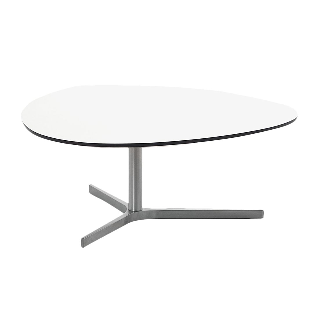 Table basse Plectorious I - Blanc, Morteens