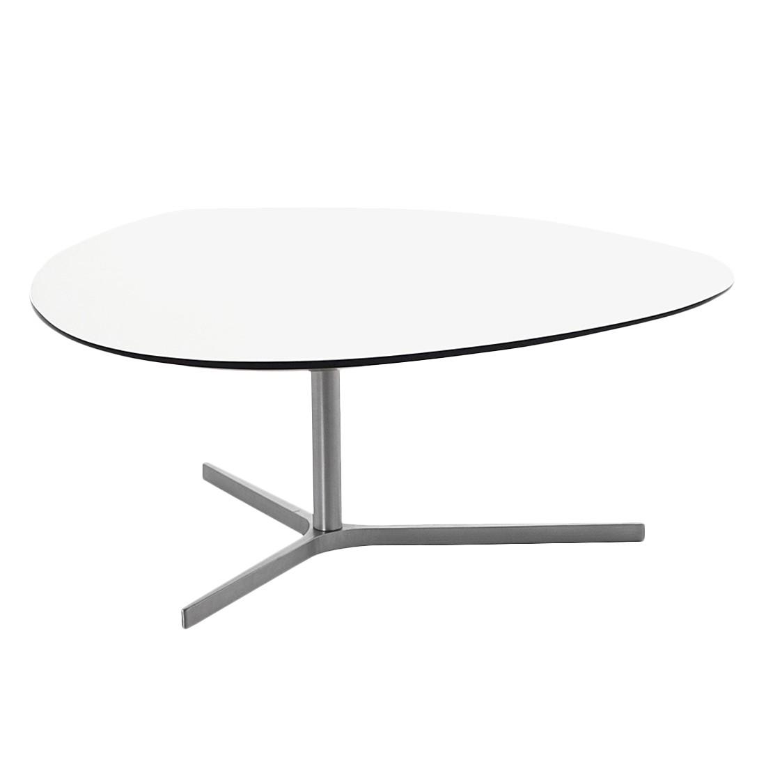 Tavolino da salotto Plectorious II - Bianco, Fredriks