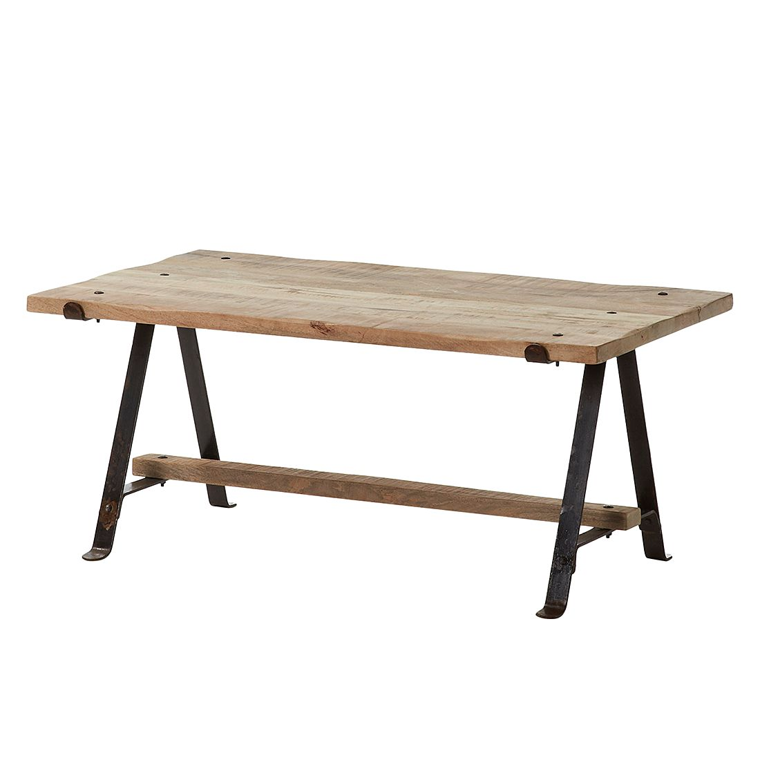 Table basse Sindal - Manguier massif, ars manufacti