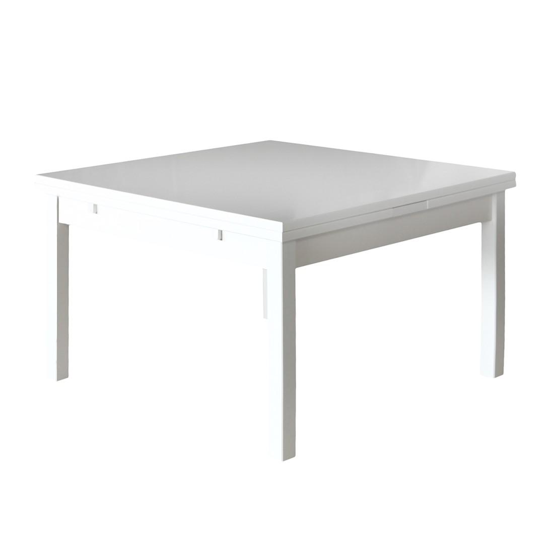 tavolino da salotto Thore (allungabile) - Bianco Tavolino, Steens