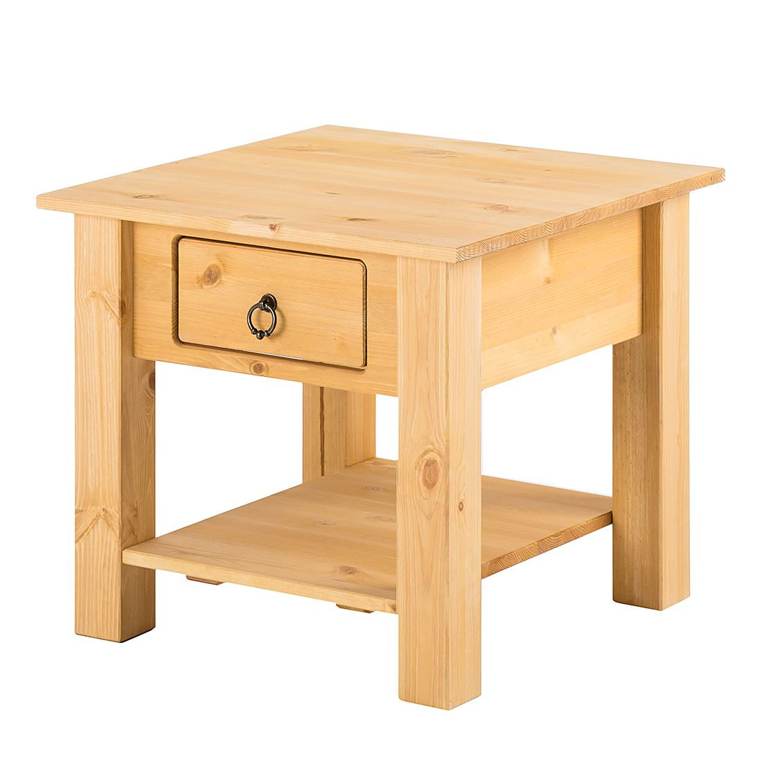 Table basse Valmer I - Pin massif, Maison Belfort
