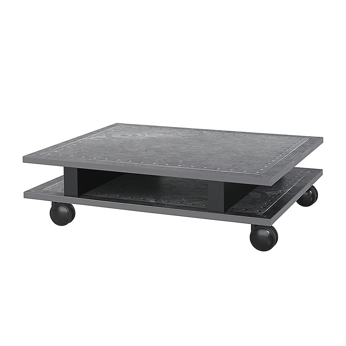 Table basse Workbase - Aspect imprimé industriel, Rauch Select