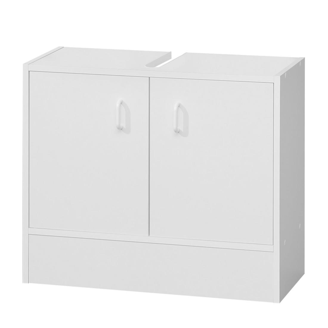 Armadietto da lavabo Cuneo - Bianco, Kesper Badmöbel