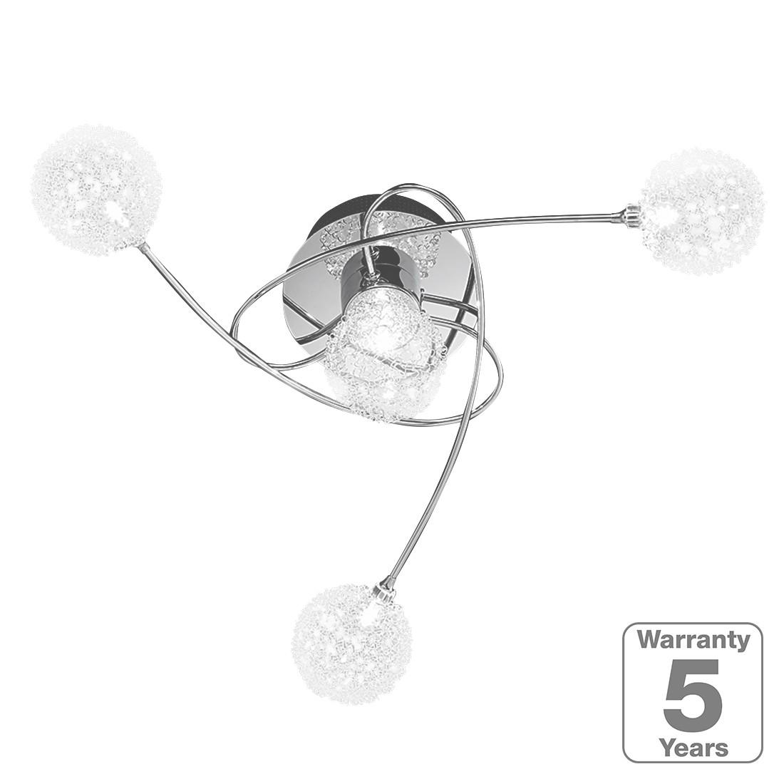 energie  B, Plafondlamp Astro - 4 lichtbronnen, Wofi