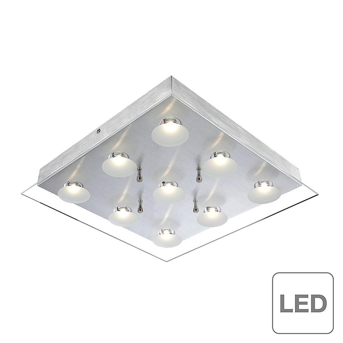 EEK A+, Deckenleuchte Berto - 9-flammig, Globo Lighting