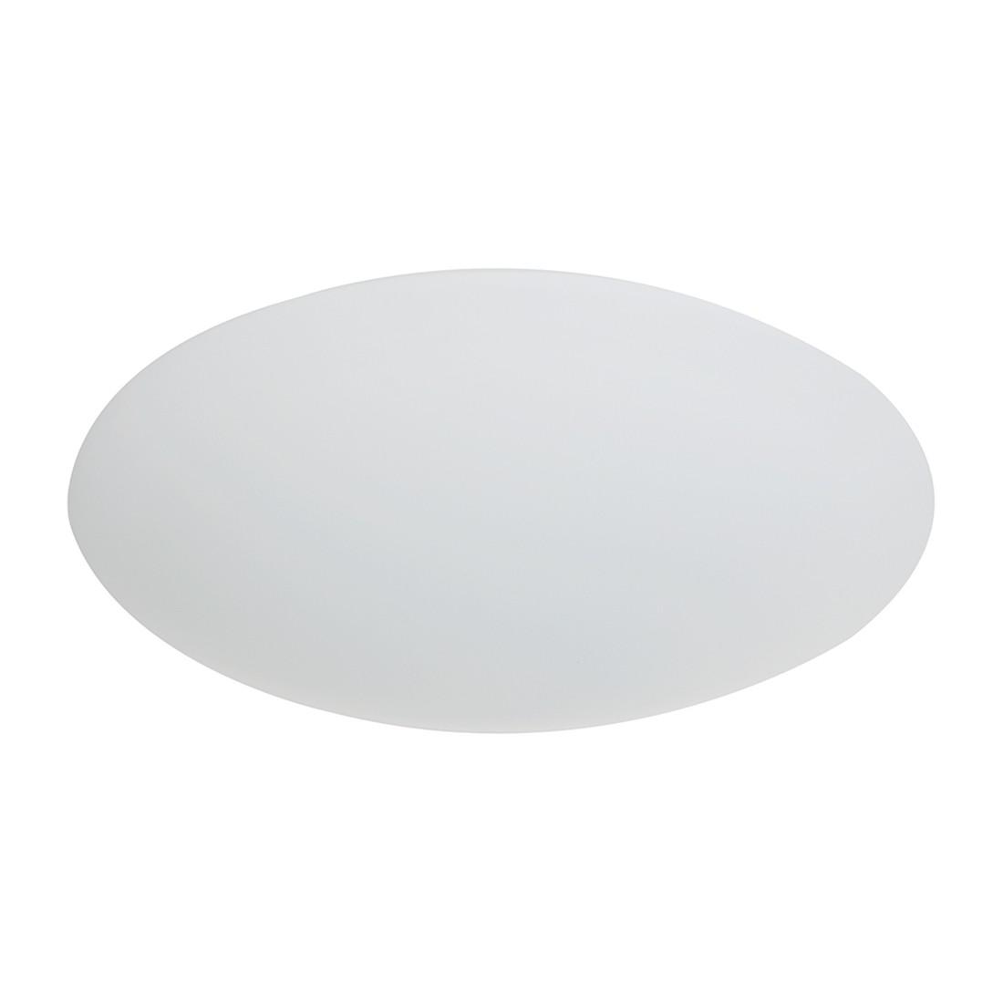 EEK A++, Deckenleuchte 1-flammig - Weiß Ø 30cm, Steinhauer