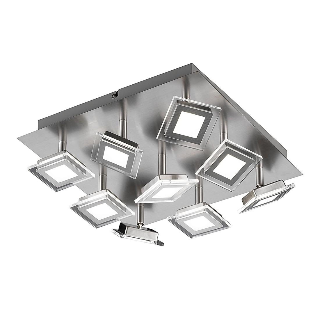 energie  A+, Plafondlamp CHOLET - metaal/kunststof 9 lichtbronnen, Wofi