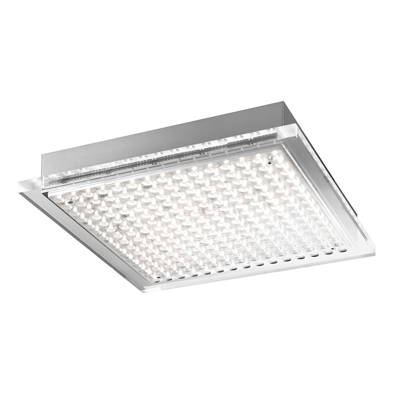 energie  A+, Plafondlamp Futura - ijzer zilverkleurig 1 lichtbron, Paul Neuhaus