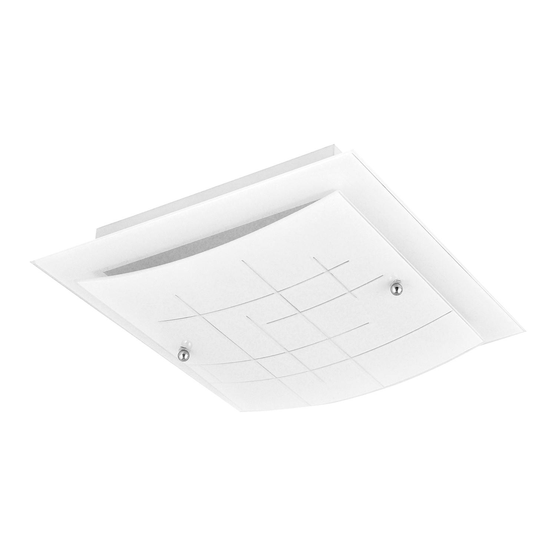 energie  A+, Plafondlamp Inness - ijzer wit 6 lichtbronnen, Paul Neuhaus