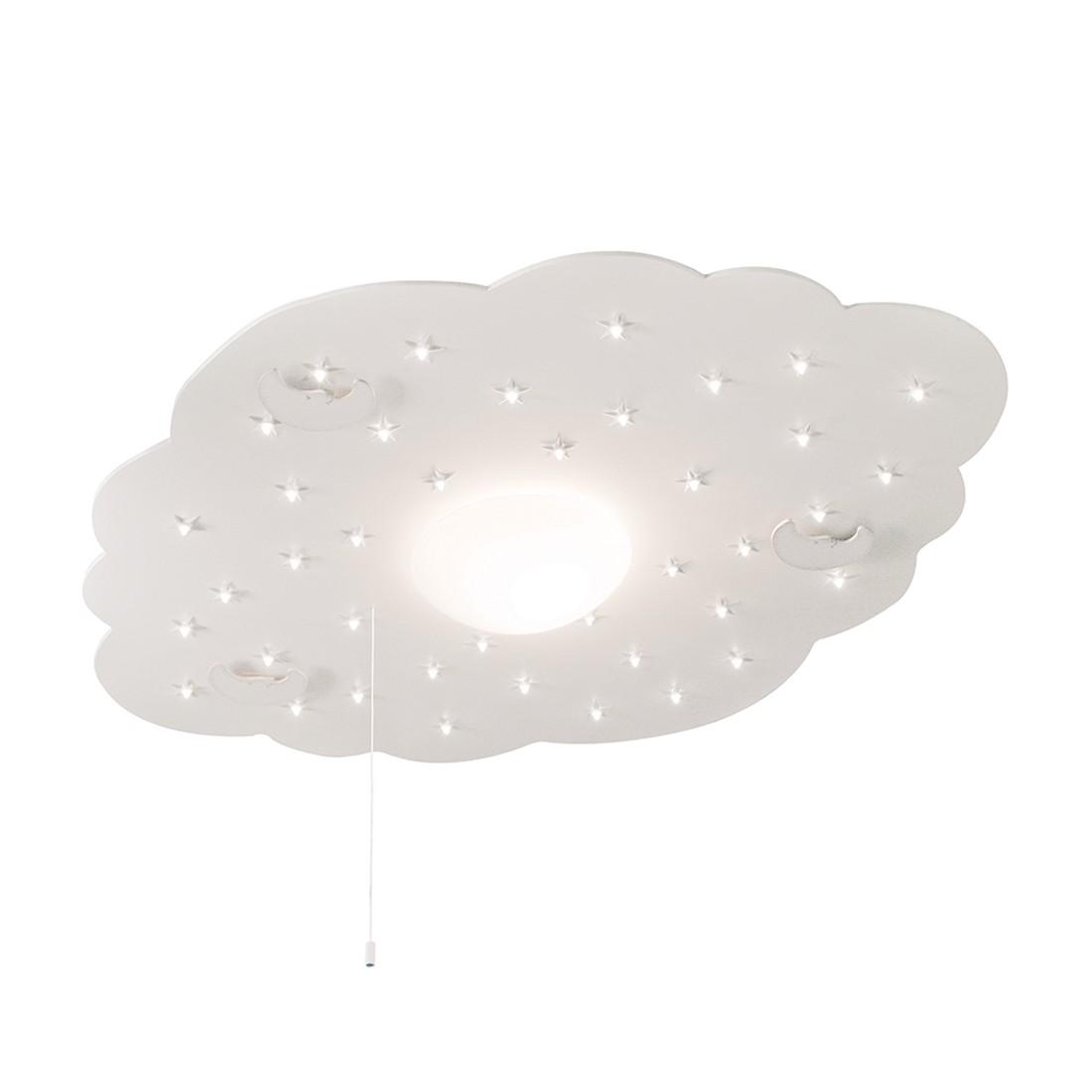 energie  A++, LED-plafondlamp Kids - 1 lichtbron wit, Steinhauer