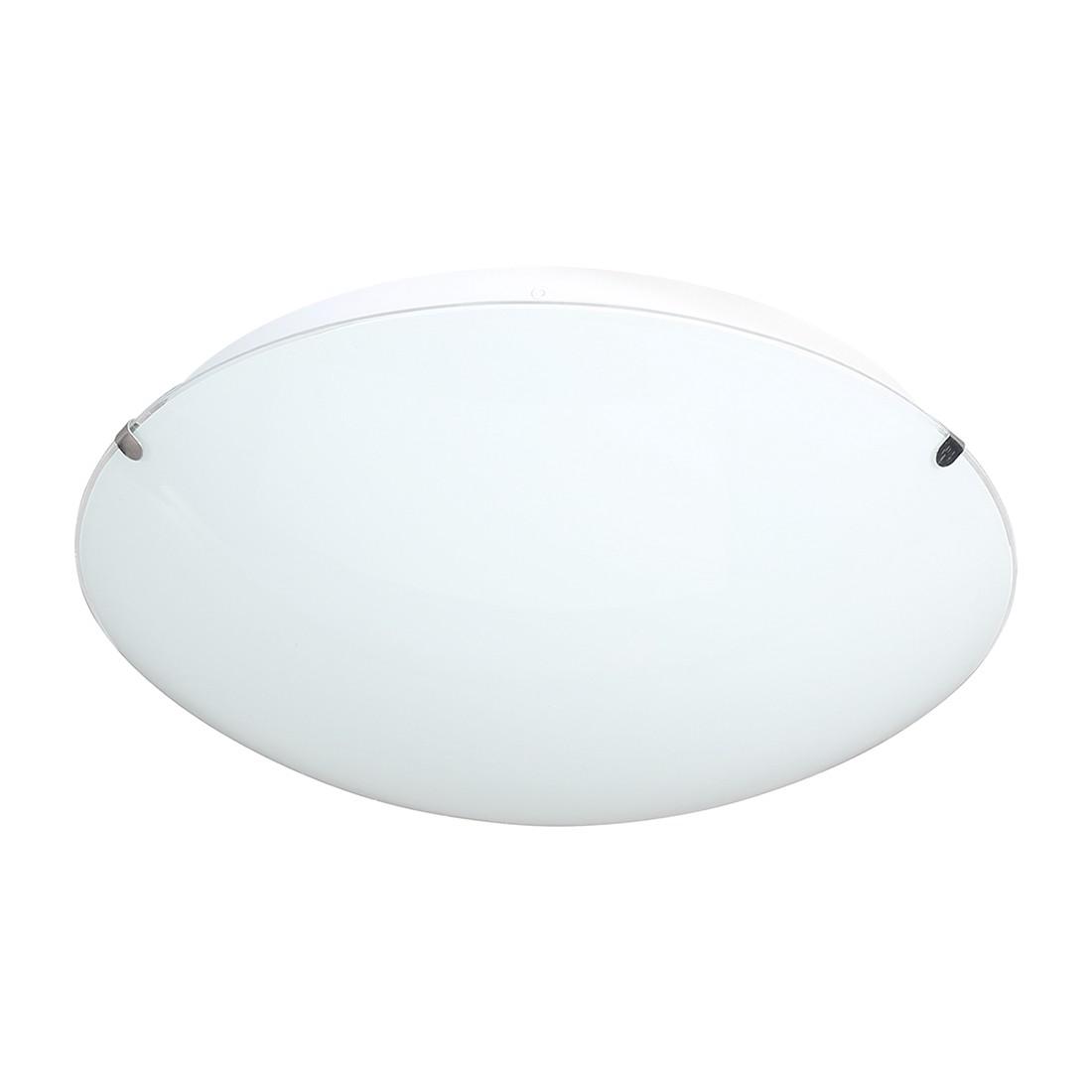 energie  A+, Plafondlamp LORENZ - zilverkleurig metaal 1 lichtbron, Action