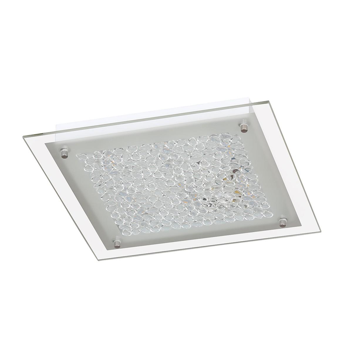 energie A+, Plafondlamp MERLE wit metaal 1 lichtbron, Action