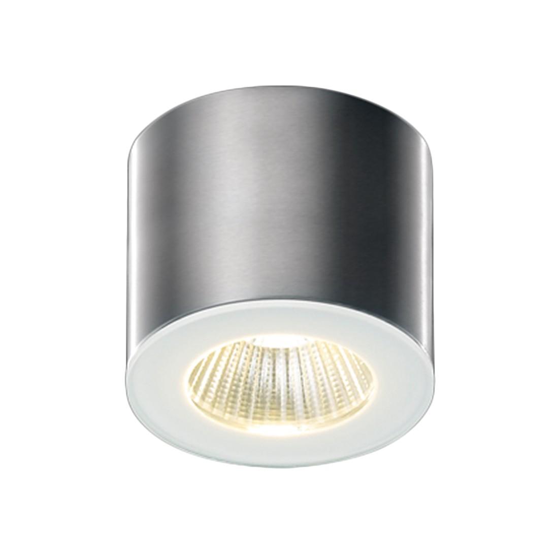 EEK A+, Deckenleuchte OSO - Metall - Silber, Helestra