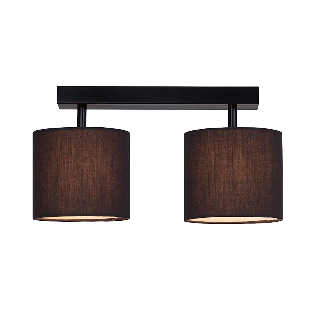 Deckenlampe schwarz affordable deckenlampe esstisch for Deckenlampe esstisch
