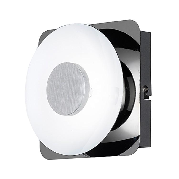 energie  A+, Plafondlamp SPACE - metaal 1 lichtbron, Wofi