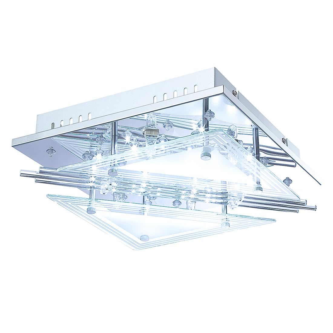 EEK A+, Deckenleuchte Spinosa - 4-flammig, Globo Lighting