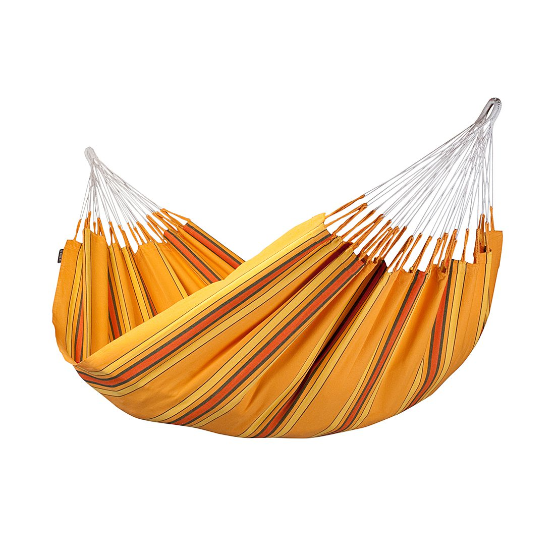 Doppel-Hängematte Currambera - Orange, La Siesta