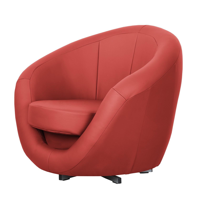 drehsessel marvin kunstleder rot mooved g nstig. Black Bedroom Furniture Sets. Home Design Ideas
