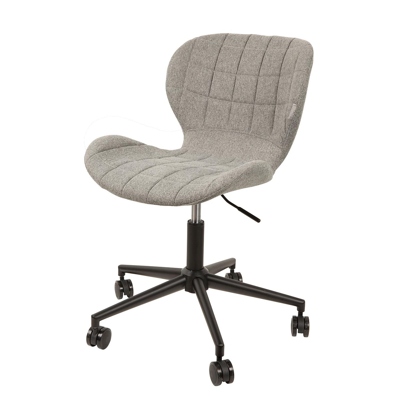 Home 24 - Chaise pivotante omg - gris clair, zuiver