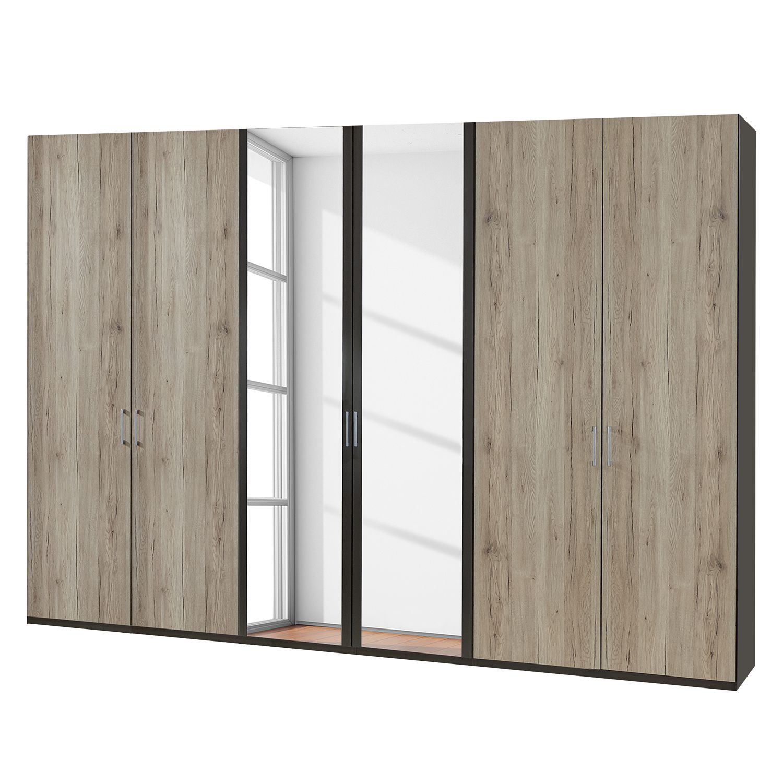 armoire portes battantes arizona. Black Bedroom Furniture Sets. Home Design Ideas