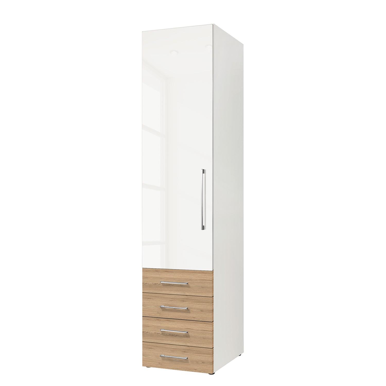 scrapeo zu verkaufen 1 k chentisch ausziehbar mit 4 st hlen. Black Bedroom Furniture Sets. Home Design Ideas