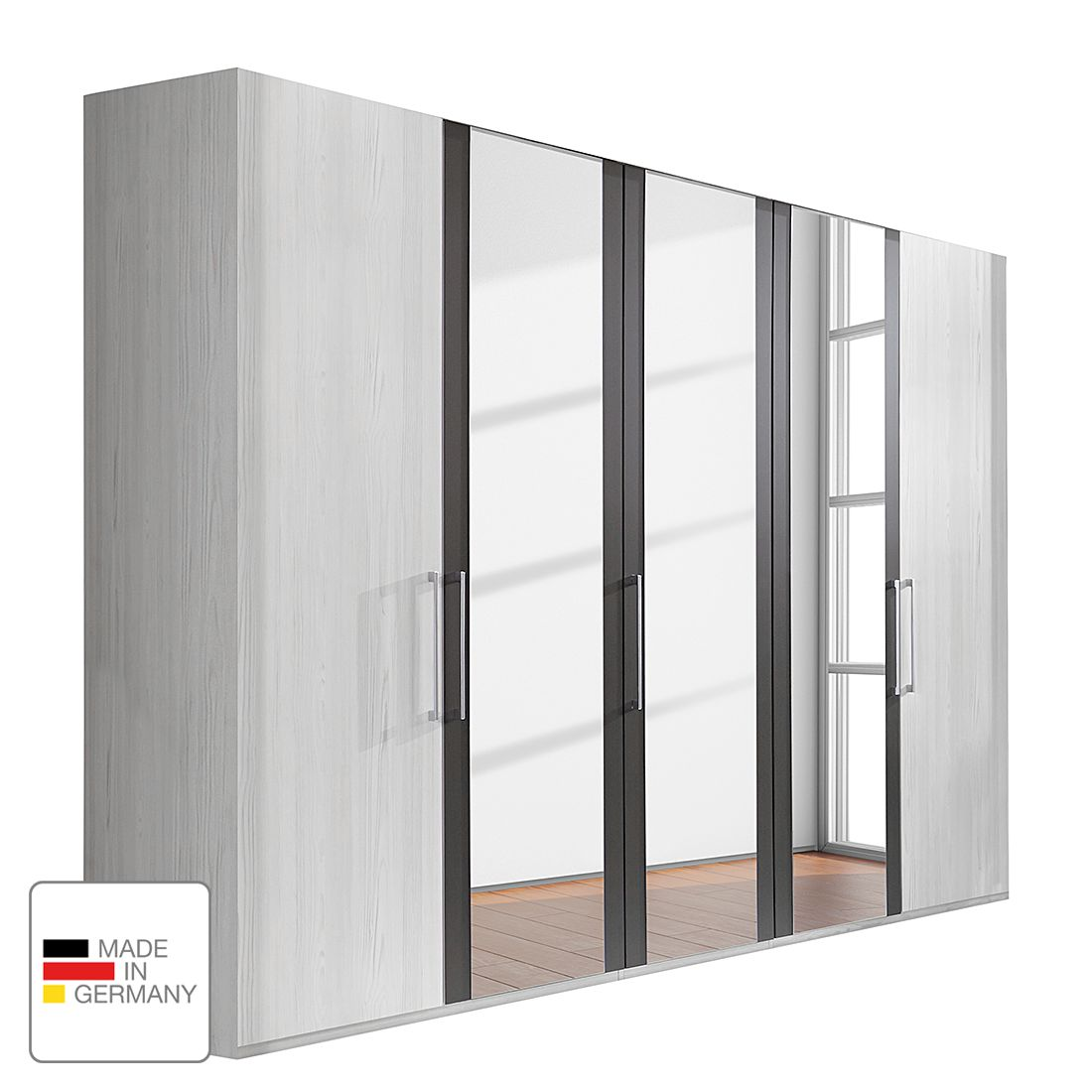 Mobistoxx miroir cricket meleze sable beton prix et offres for Porte miroir 50 cm