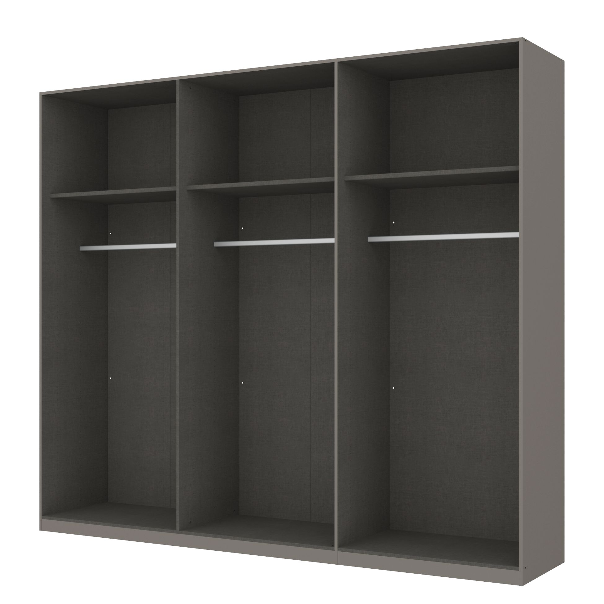 kleiderschrank 270 cm preisvergleiche. Black Bedroom Furniture Sets. Home Design Ideas