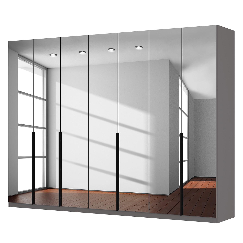 Drehtürenschrank SKØP - Grauspiegel - 315 cm (7-türig) - 236 cm - Premium