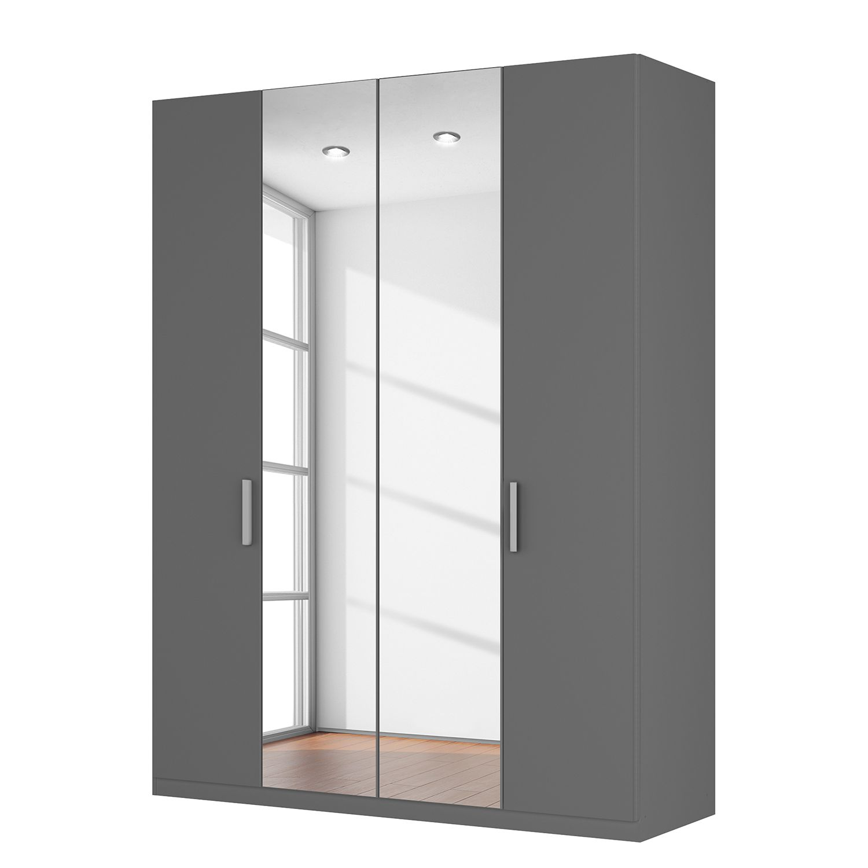 Armoire portes battantes sk p i for Armoire miroir 90 cm