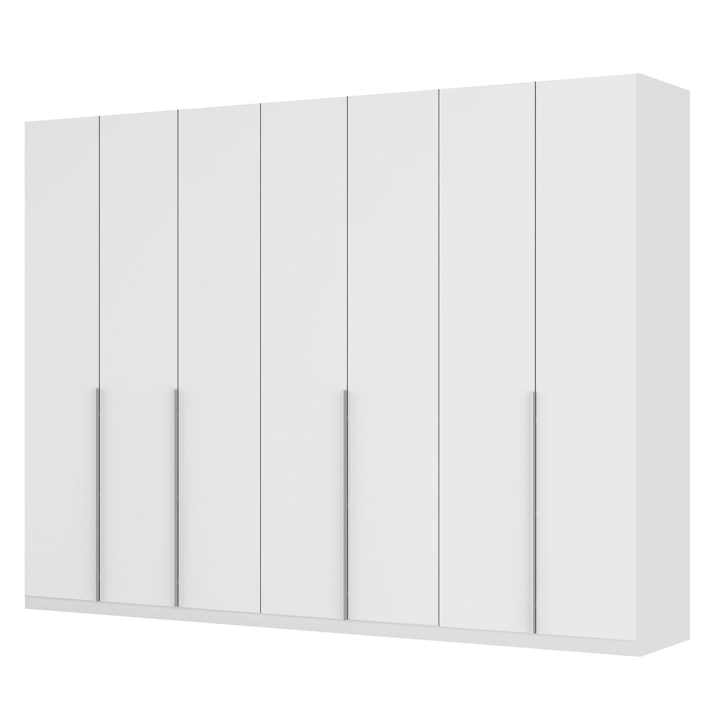 Draaideurkast Skøp II - wit matglas - 315cm (7-deurs) - 236cm - Classic, SKØP