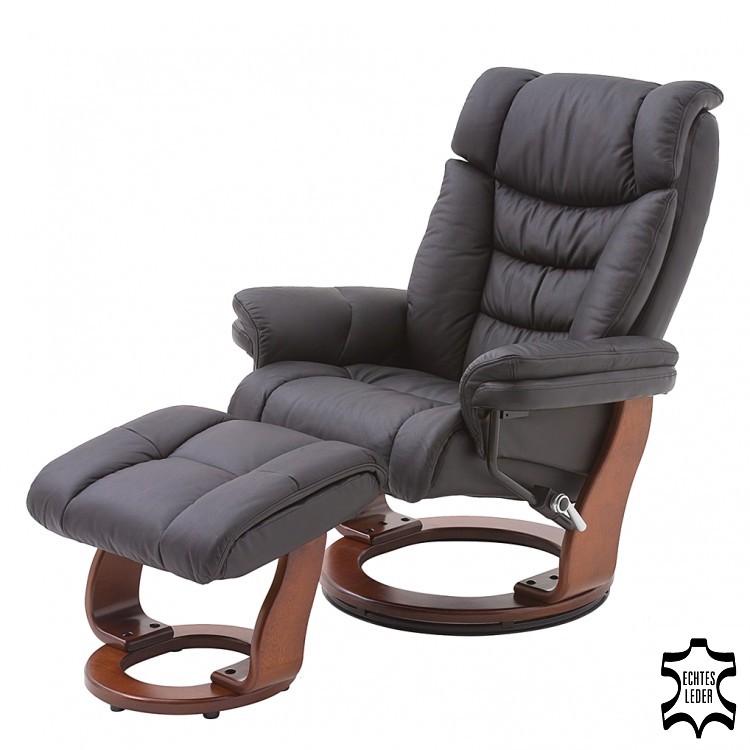 relaxsessel sessel mit hocker echt leder preisvergleiche erfahrungsberichte und kauf bei nextag. Black Bedroom Furniture Sets. Home Design Ideas