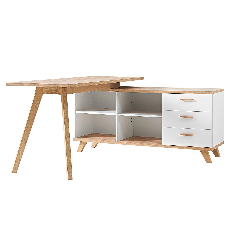 Eckschreibtisch weiß holz  Nauhuri.com | Eckschreibtisch Weiß Holz ~ Neuesten Design ...