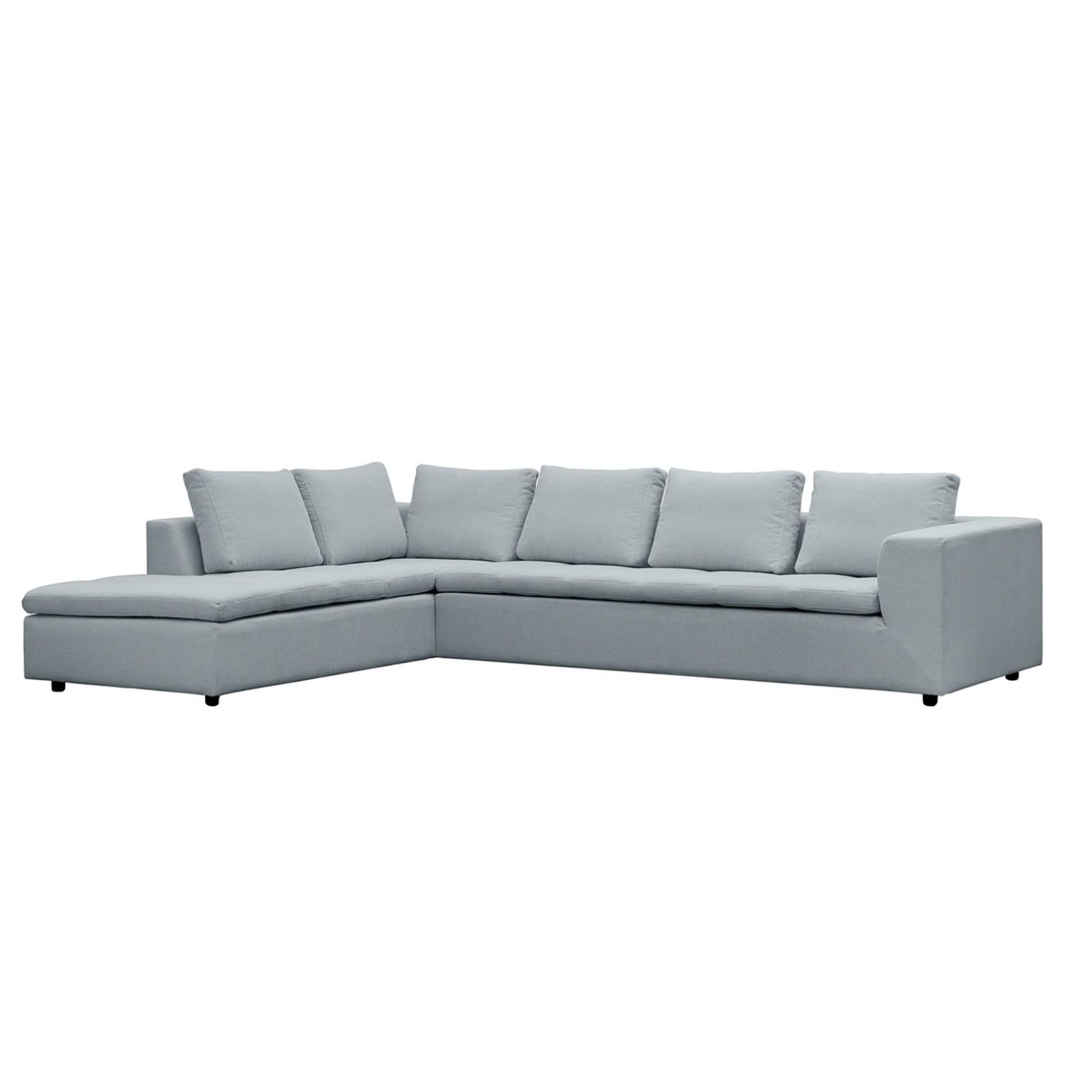 ecksofa stoff inspirierendes design f r wohnm bel. Black Bedroom Furniture Sets. Home Design Ideas