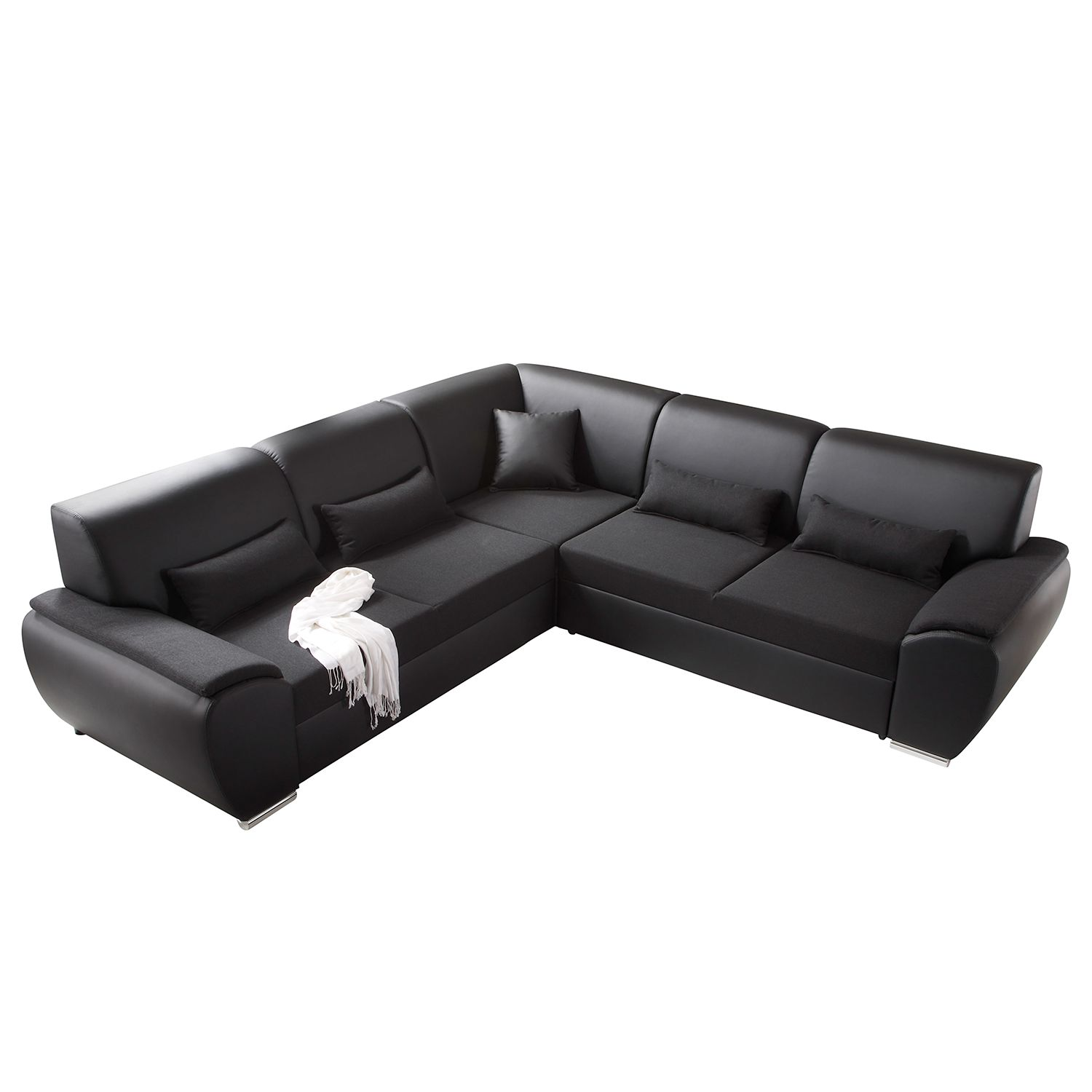 sofa mit schlaffunktion h ffner. Black Bedroom Furniture Sets. Home Design Ideas