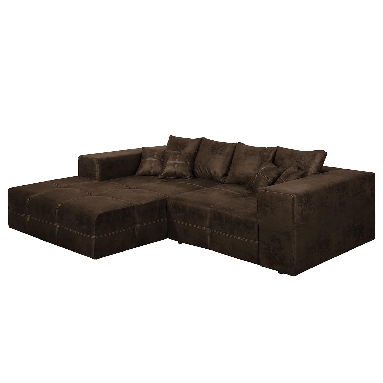 ecksofa ottomane links inspirierendes design f r wohnm bel. Black Bedroom Furniture Sets. Home Design Ideas