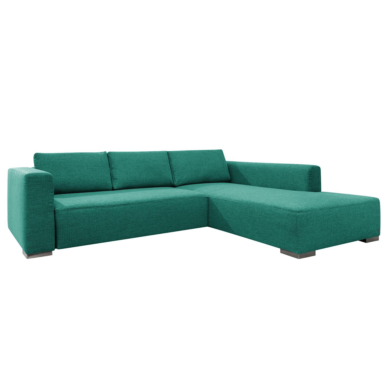 Ecksofa heaven colors style xl webstoff longchair for Ecksofa sitztiefe 70