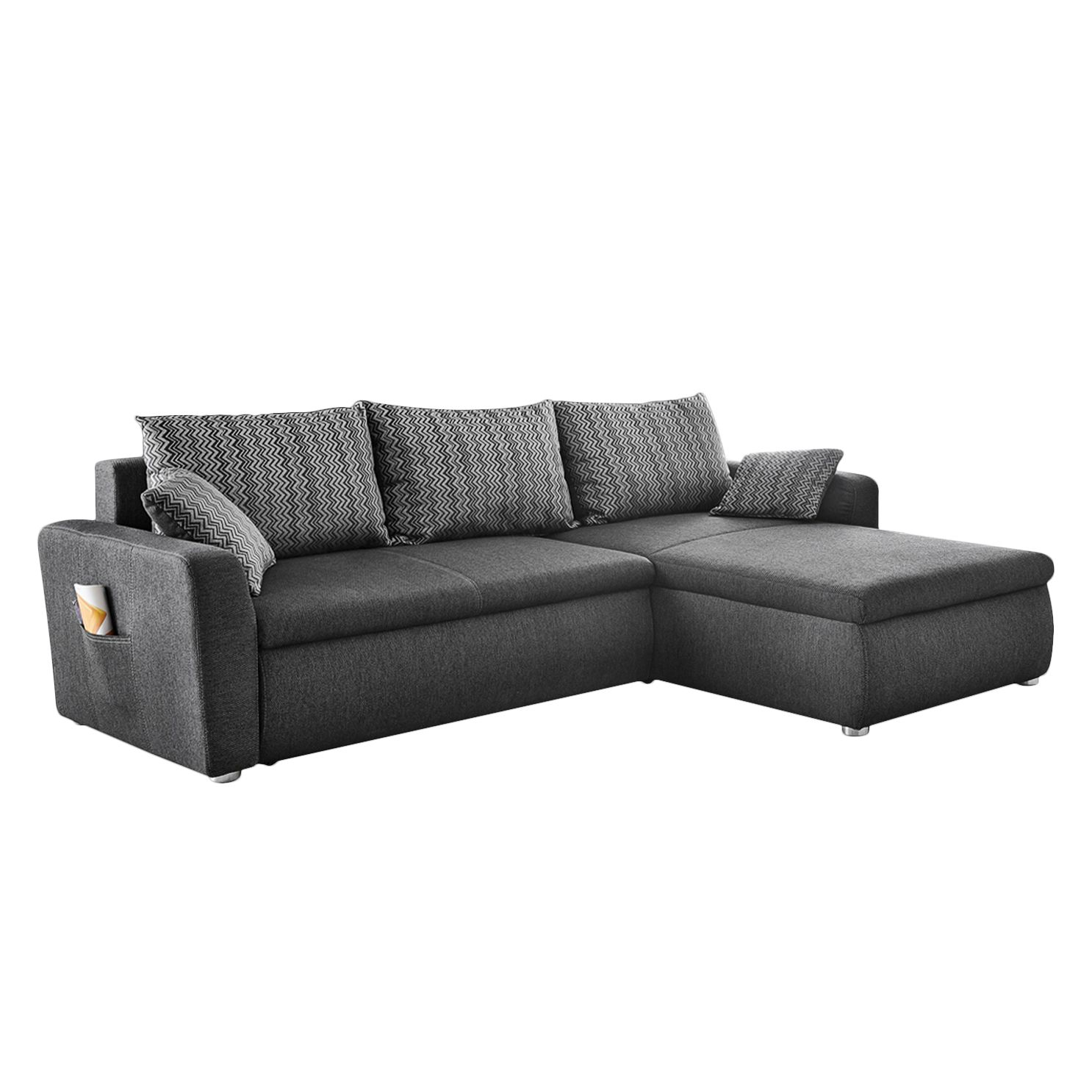 ecksofa mit schlaffunktion online kaufen. Black Bedroom Furniture Sets. Home Design Ideas